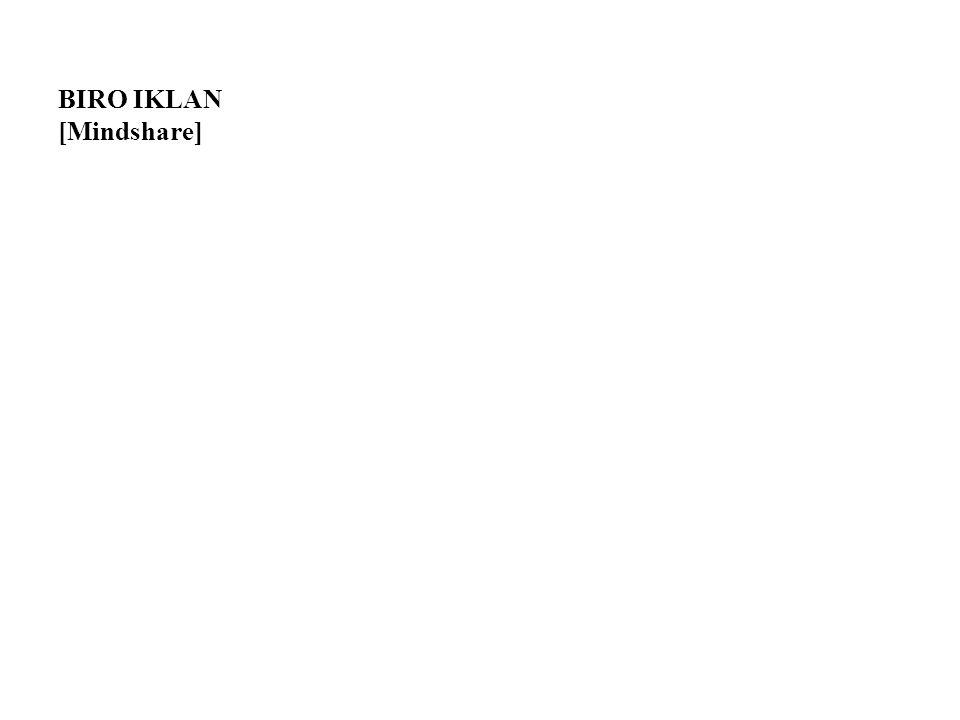 BIRO IKLAN [Mindshare]